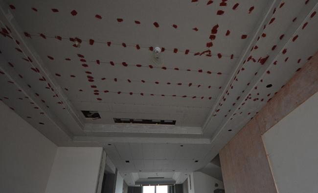 油漆工施工工艺标准