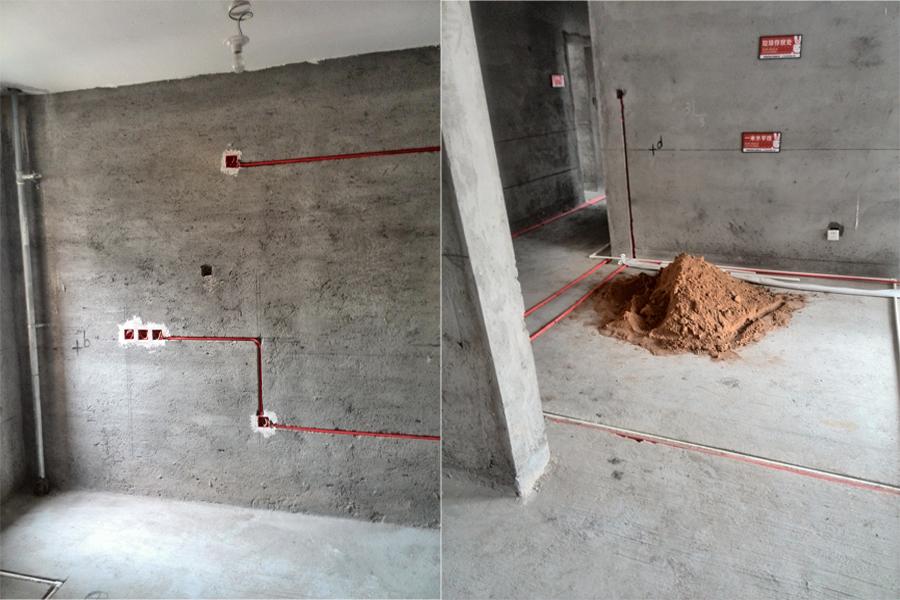 水电路验收标准